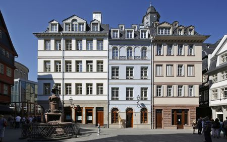Frankfurt Old Town – Urban Renewal