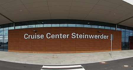 Cruise Center Steinwerder