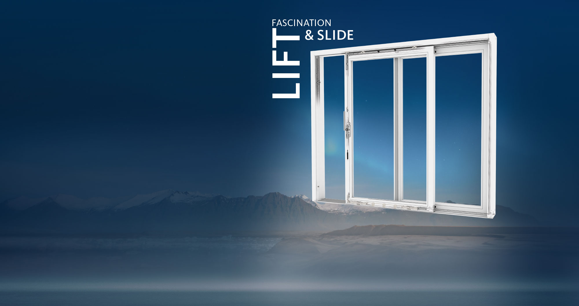 Lift&Slide Fascination – reinvented by the inventor